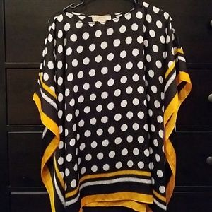 Michael Kors tunic top super cute for fall!